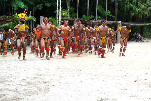 Armario De Parede Cozinha ~  u00cdndios do Xingu mostram danças, pinturas e hábitos em parque