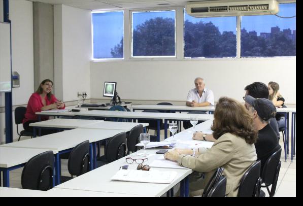Professora Ana Maria Malvezzi de Souza