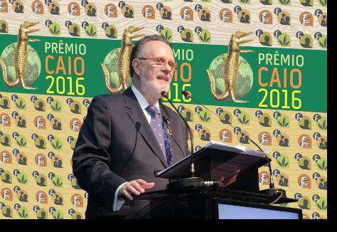 Sergio Junqueira, diretor do Prêmio Caio
